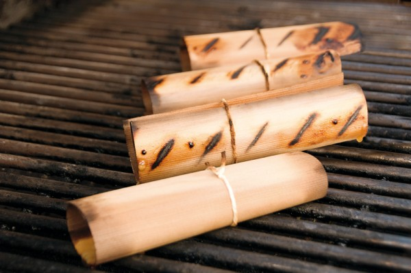 Weber Wood Wraps Kirsche