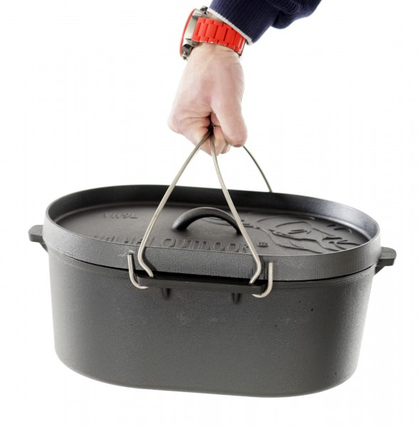 Valhal Outdoor Dutch Oven 9 Liter