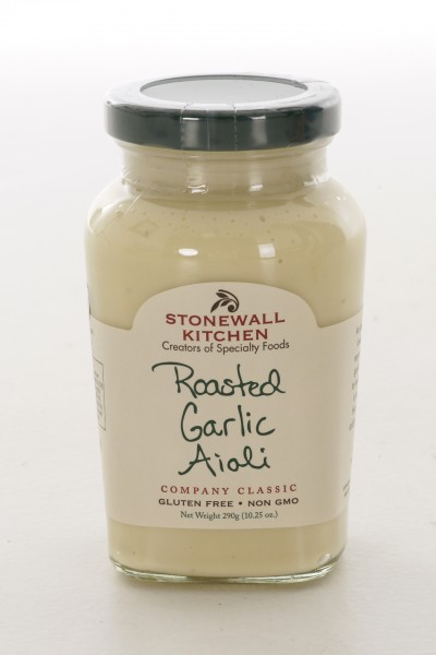 Roasted Garlic Aioli