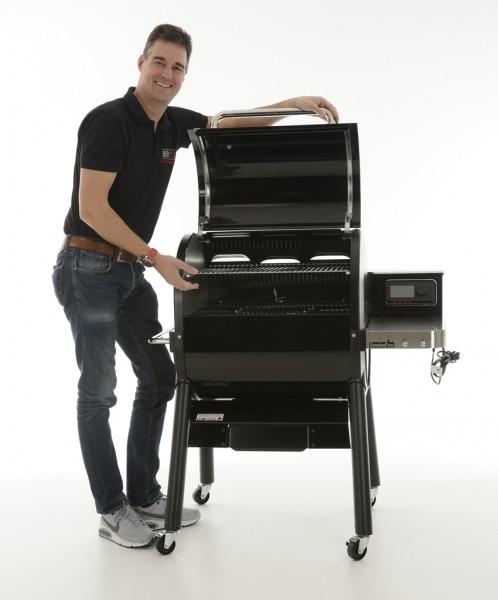 Weber SmokeFire EX4 GBS Holzpelletgrill