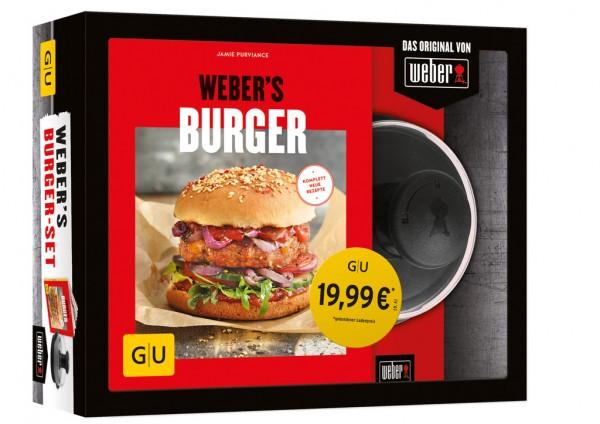 Weber´s Burger-Set